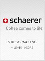 Schaerer espresso & coffee equipment