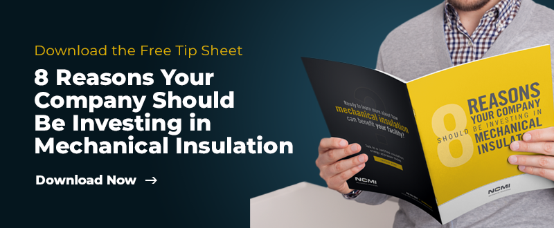 download the free tipsheet 8 reasons your company should be investing in mechanical insulation