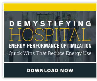 Demystifying Hospital Energy Performance: Quick Wins That Reduce Energy Use
