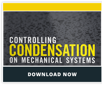 Controlling condensation on Mechanical Systems