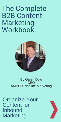 the complete b2b content marketing workbook