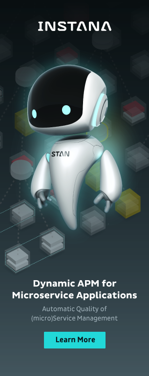The instana robot complete