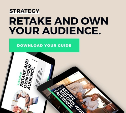 """Get Your """"Retake and Own Your Audience"""" e-Guide"""