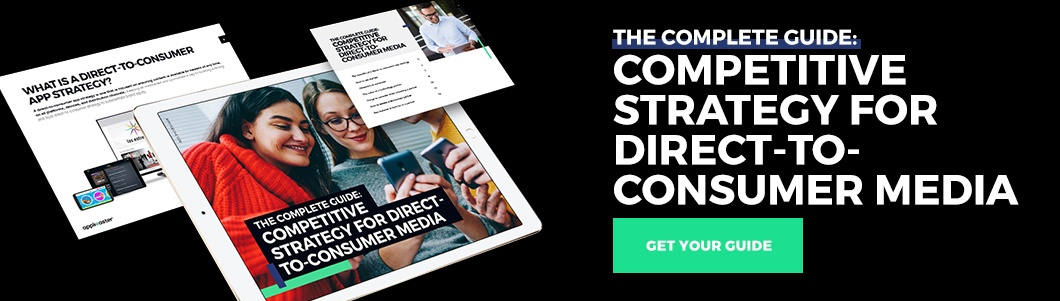 direct-to-consumer media