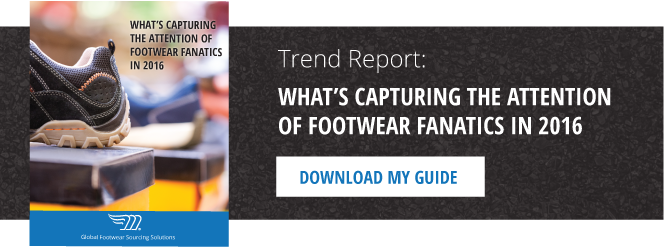Trend Report:  What's Capturing The Attention Of Footwear Fanatics In 2016 Download My Guide