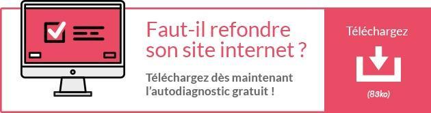Cliquez pour télécharger le formulaire d'auto-diagnostic de votre site internet