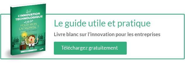 Téléchargez le livre blanc sur l'innovation technologique