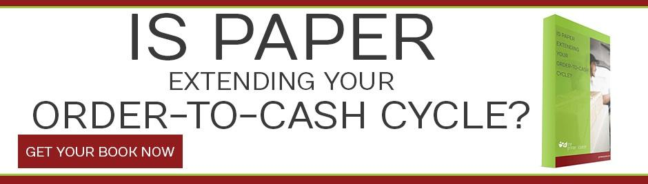 Are you looking to shorten your order to cash cycle?