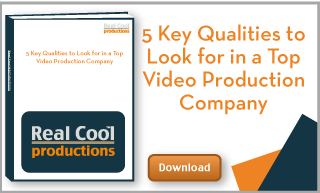 5 Key Qualities to look for in a top video production company