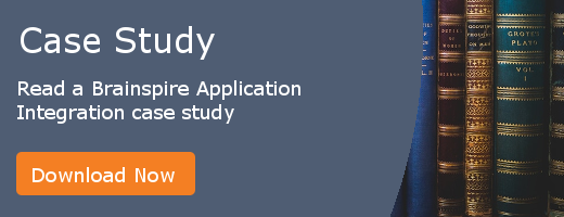 Read a Brainspire Application Integration case study