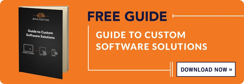 Free Guide - Guide to custom software solutions