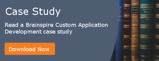 Read a Brainspire Custom Application Development case study