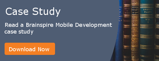 Read a Brainspire Mobile Development case study