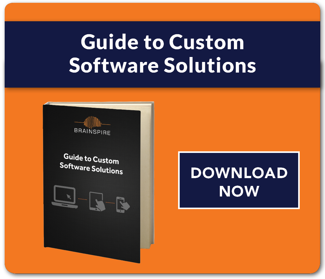 Ebook Guide to Custom Software Solutions