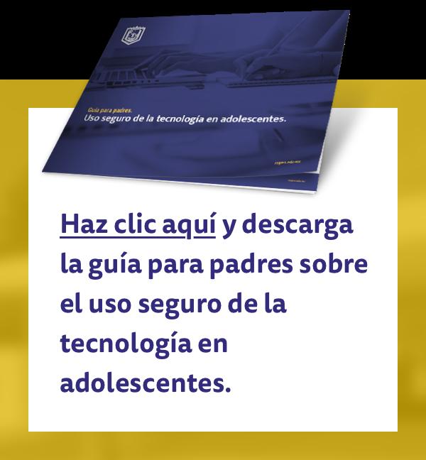 Descarga la guía para padres sobre uso responsable de tecnología en adolescentes