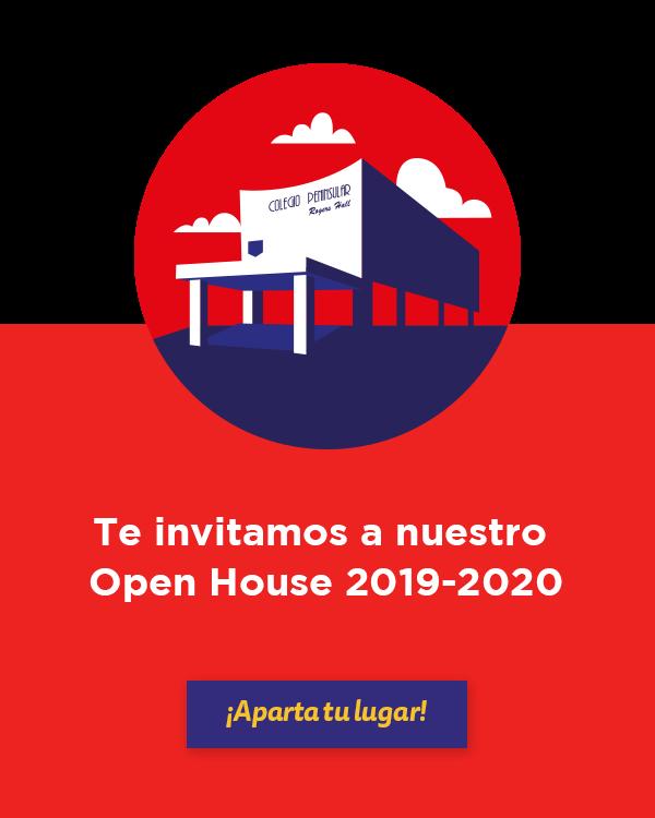 Aparta tu lugar en nuestro Open House