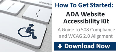 ADA Website Accessibility Kit