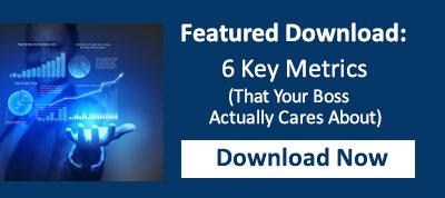 Featured Download: 6 Key Metrics That Your Boss Actually Cares About  Download Now!