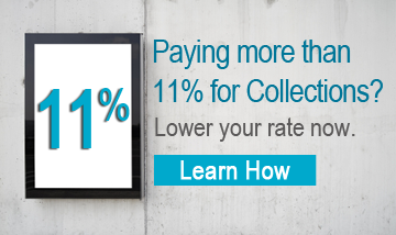 Lower Collection Rate
