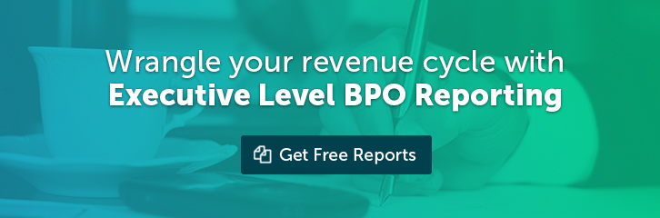 Executive Level BPO Reporting
