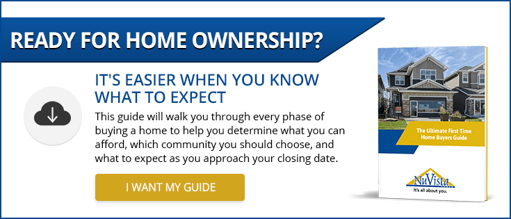 Click here to get your free Ultimate First Time Home Buyers Guide today!
