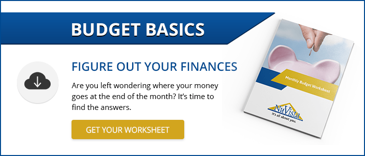 Click here to get your free monthly budget worksheet today!
