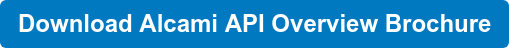 Download Alcami API Overview Brochure