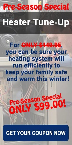 Heater Tune-Up by Comfort Now