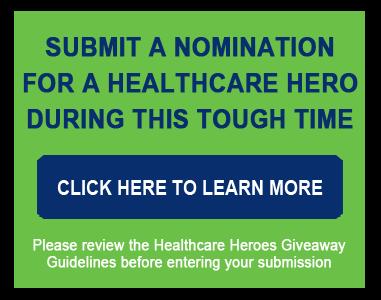 Healthcare Hero Giveaway | Comfort Now by Bob McAllister