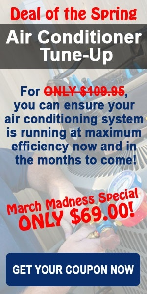 Air Conditioning Tune-Up by Comfort Now