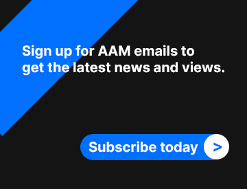Subscribe to AAM Emails