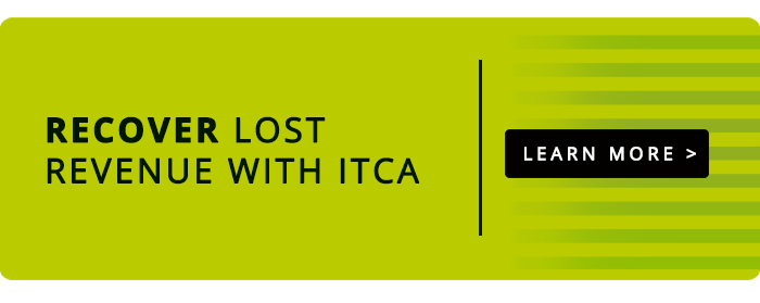 Recovery Lost Revenue with ITCA