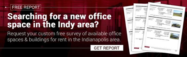 Request a hassle-free, no cost list of office space for rent in Indianapolis.