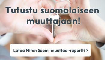 Tutustu suomalaiseen muuttajaan!