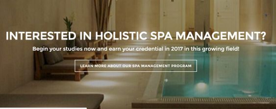 Holistic Spa Management