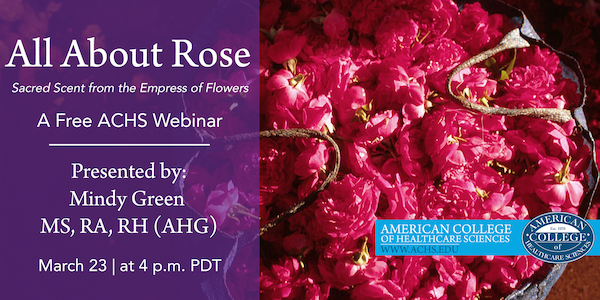 All About Rose Webinar with Mindy Green