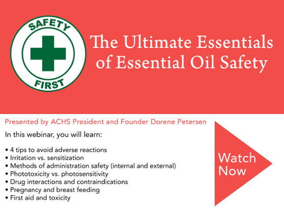 The Ultimate Essentials of Essential Oil Safety