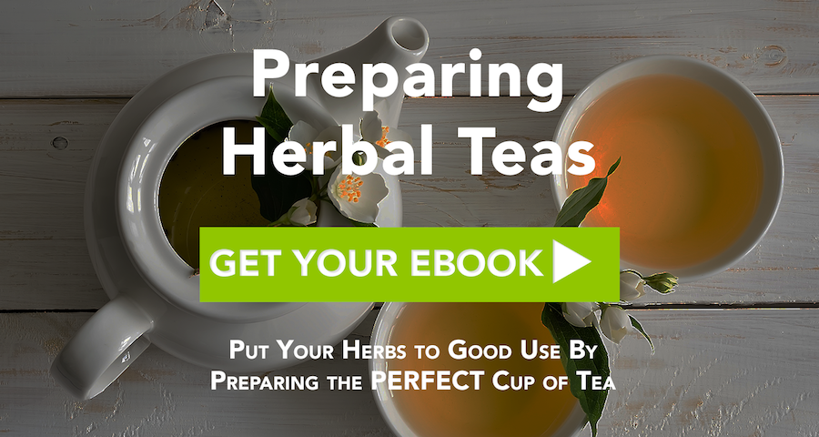 Preparing Herbal Teas eBook