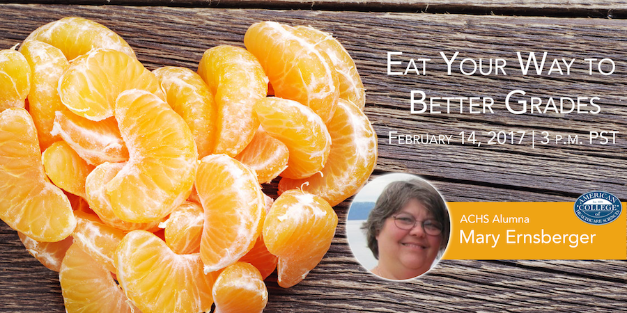 Eat Your Way to Better Grades Webinar