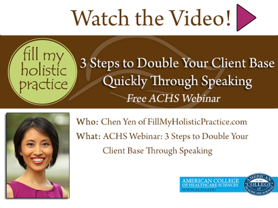 3 Steps to Double Your Client Base Quickly Through Speaking