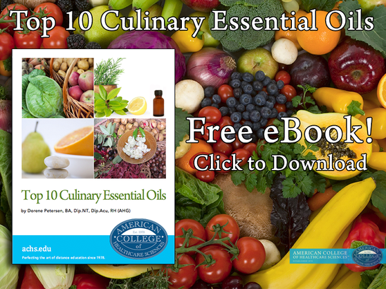 Top 10 Culinary Essential Oils