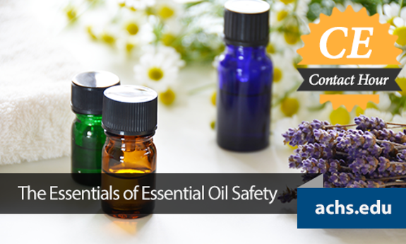 Ultimate Essentials Of Essential Oil Safety CE Course