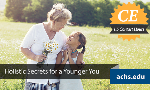 Secrets for a Younger You CE Webinar