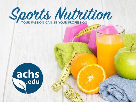 Study Sports Nutrition