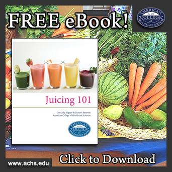 Free Juicing 101 eBook