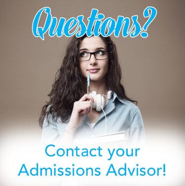 Contact An Admissions Advisor