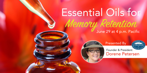 Essential Oils for Memory Retention