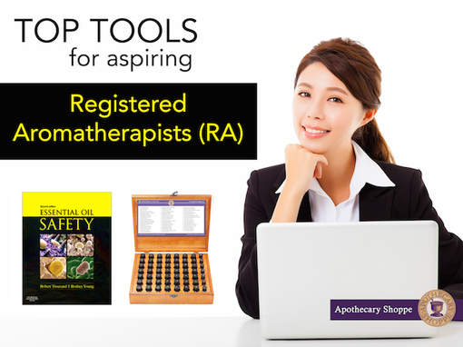 Top Tools for Aspiring Aromatherapists