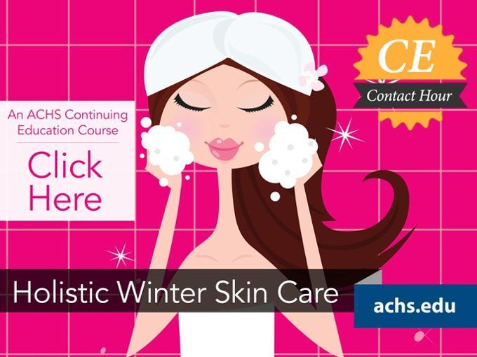 Holistic Winter Skin Care Class