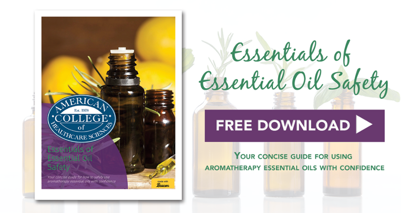 Essential Oil Safety eBook